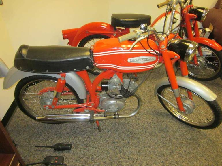 See more photos for this Harley-Davidson M-65, 1968 motorcycle listing