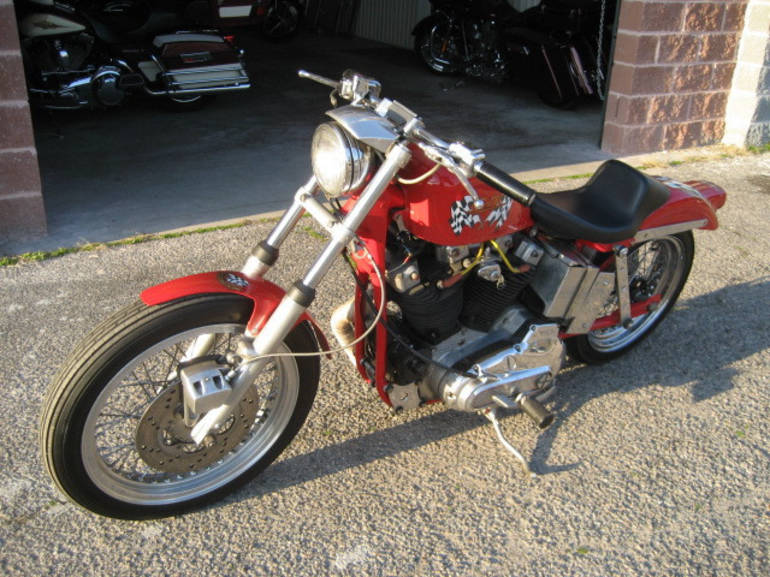 See more photos for this Harley-Davidson Sportster XLH1000 Ironhead, 1974 motorcycle listing