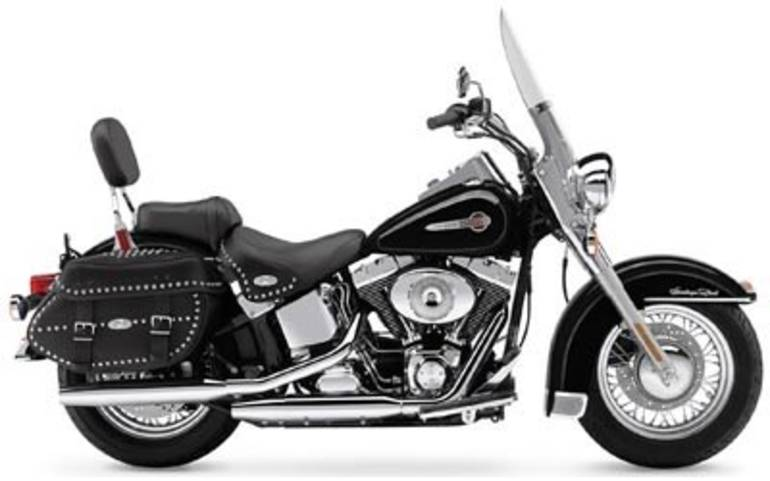 See more photos for this Harley-Davidson FLSTC/FLSTCI Heritage Softail® Classic, 2004 motorcycle listing