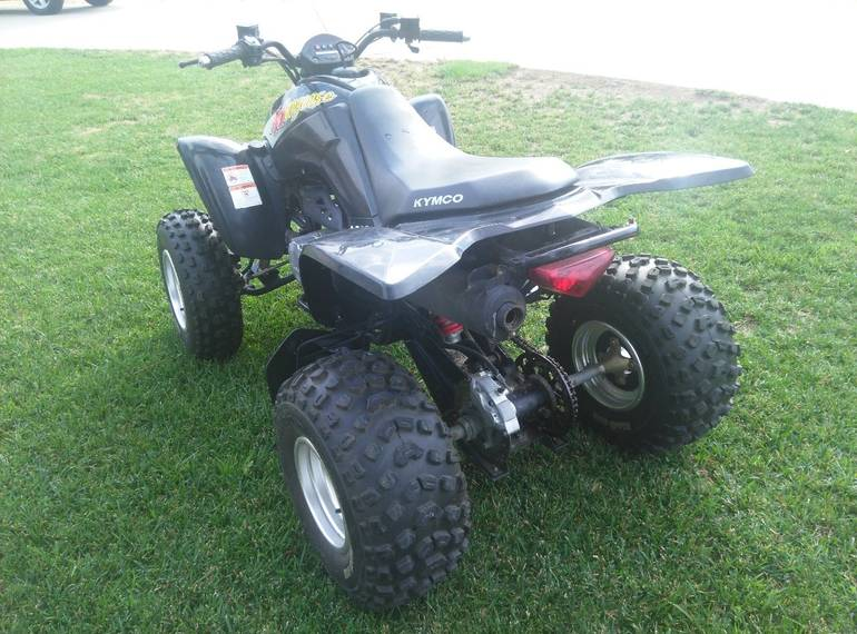 See more photos for this Kymco Mongoose 250, 2004 motorcycle listing