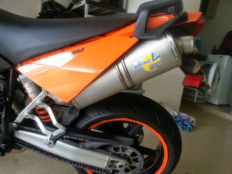 See more photos for this KTM Supermoto 950, 2007 motorcycle listing