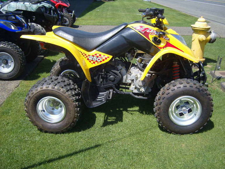 See more photos for this Kymco Mongoose 250, 2007 motorcycle listing