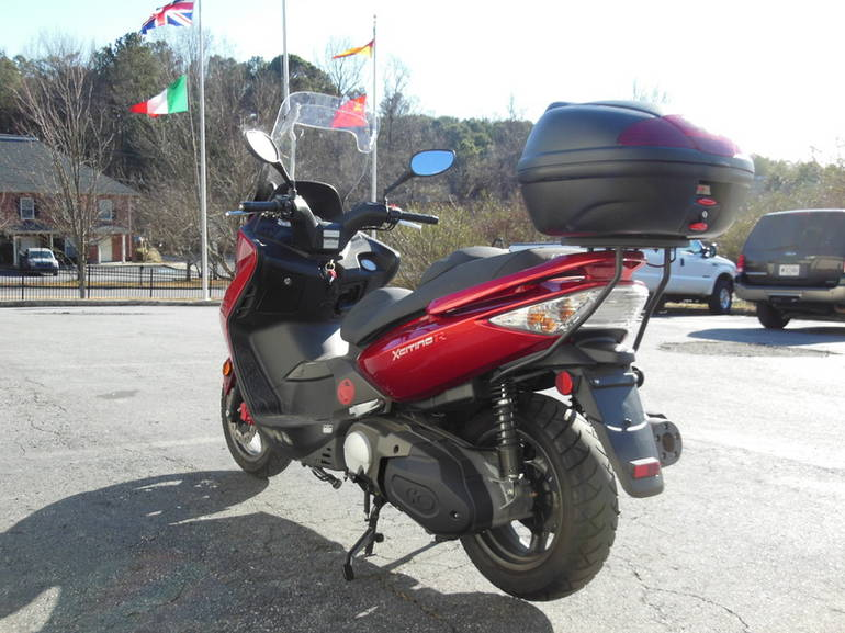 See more photos for this Kymco Xciting 500, 2007 motorcycle listing