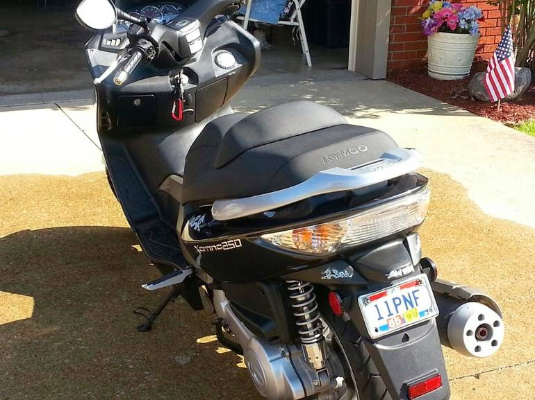 See more photos for this Kymco Xciting 250, 2008 motorcycle listing