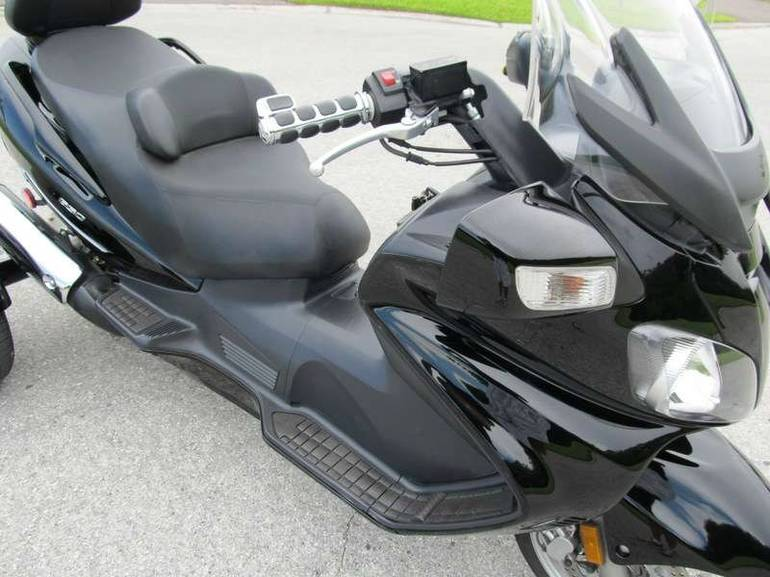 See more photos for this Motor Trike Suzuki Burgman 650, 2008 motorcycle listing
