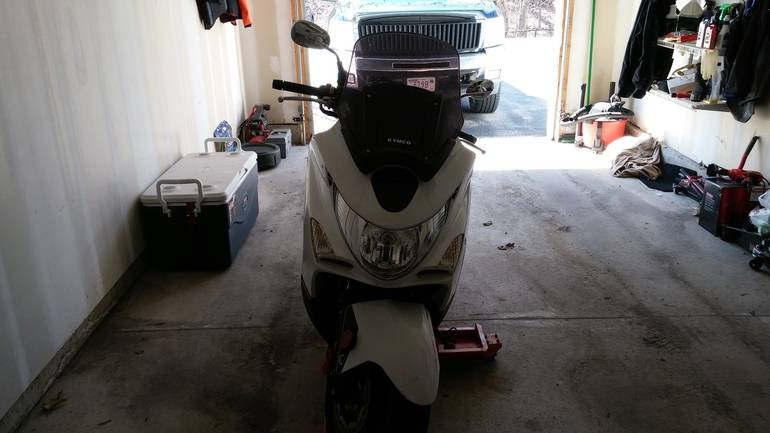 See more photos for this Kymco Exciting 500 EFI, 2009 motorcycle listing