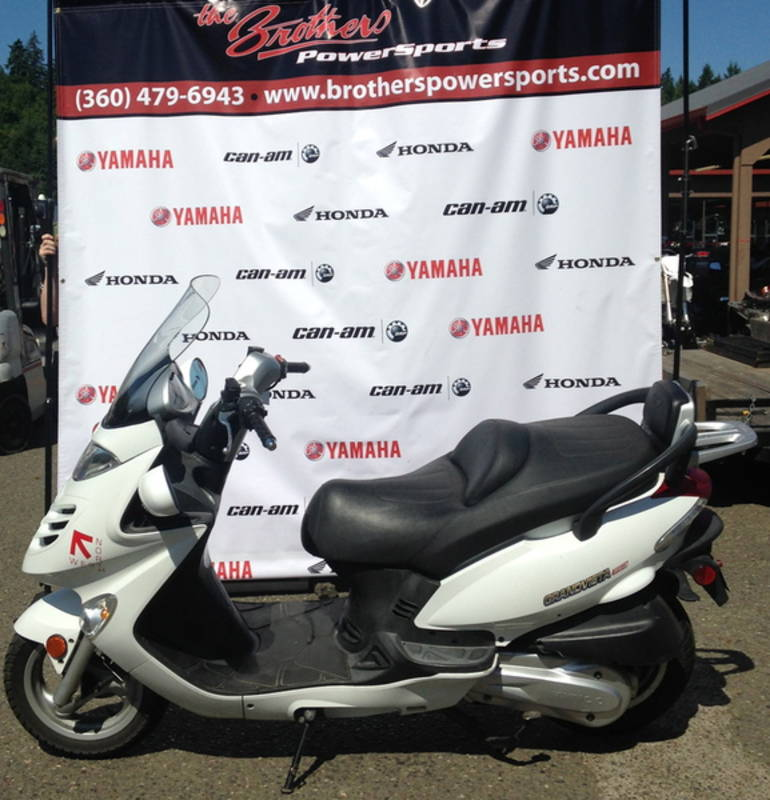 See more photos for this Kymco Grand Vista 250, 2009 motorcycle listing