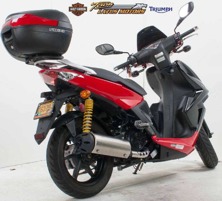 See more photos for this Kymco Super 8 150, 2009 motorcycle listing