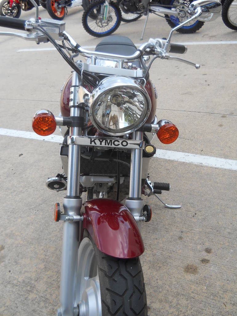 See more photos for this Kymco VENOX 250, 2009 motorcycle listing