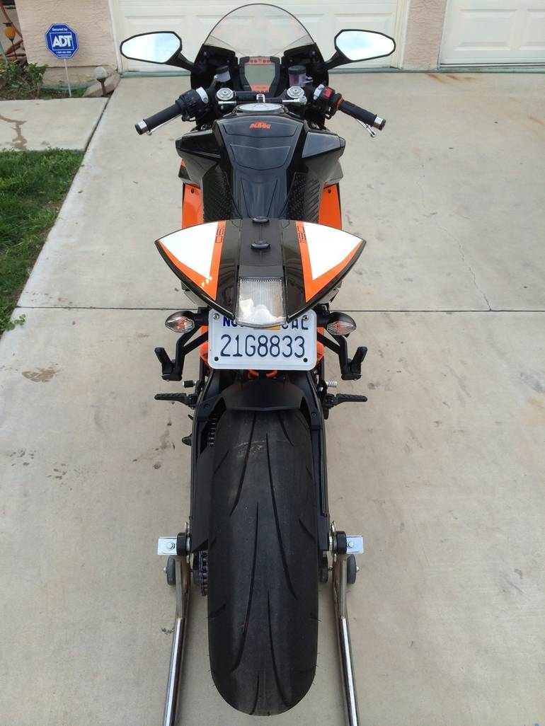 See more photos for this KTM 1190 RC8 R, 2012 motorcycle listing