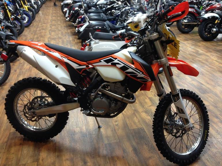 See more photos for this KTM 350 EXC-F, 2014 motorcycle listing