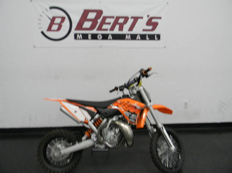 See more photos for this KTM 65SX, 2014 motorcycle listing
