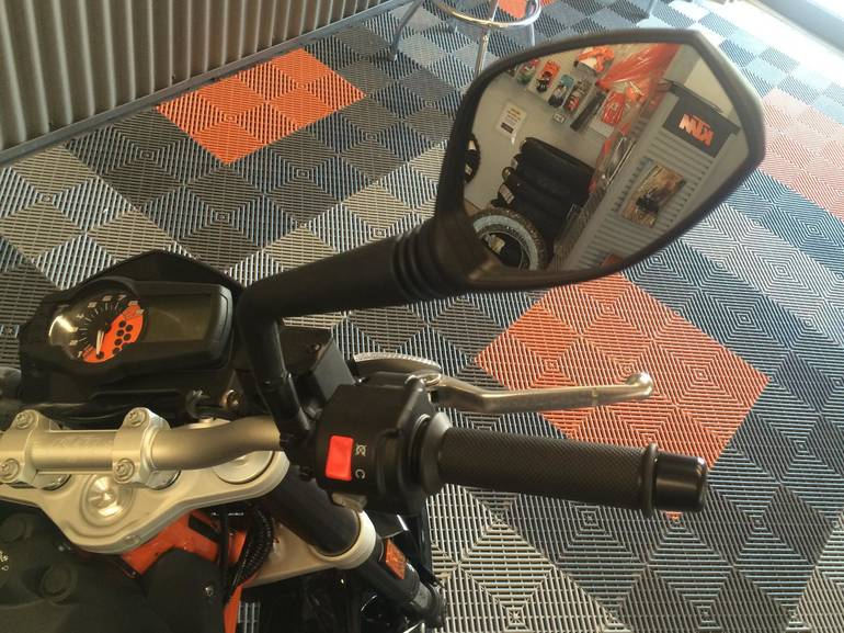 See more photos for this KTM 690 Duke ABS, 2014 motorcycle listing