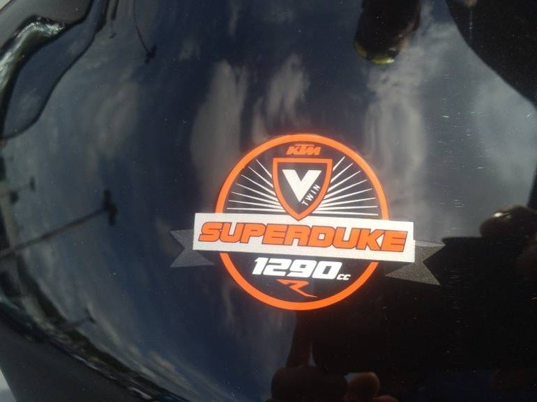 See more photos for this KTM Superduke , 2014 motorcycle listing
