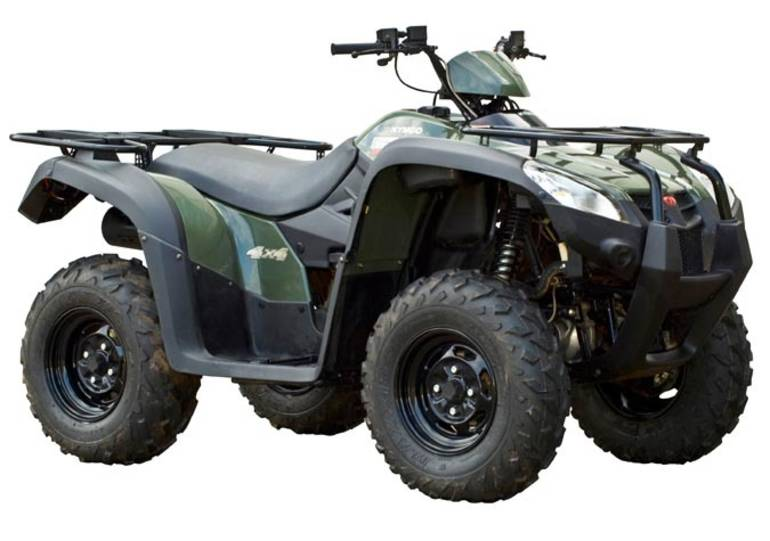 See more photos for this Kymco 500 4X4, 2014 motorcycle listing