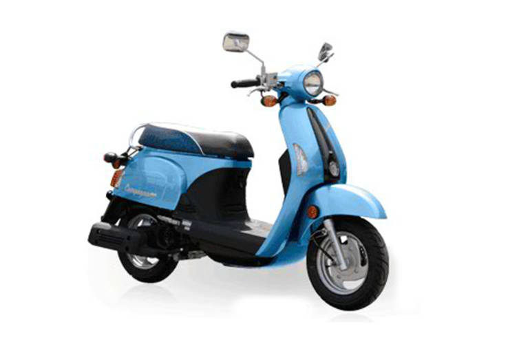 See more photos for this Kymco COMPAGNO 110I, 2014 motorcycle listing