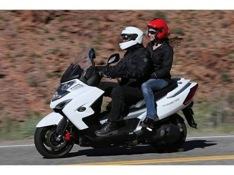 See more photos for this Kymco MYROAD700i, 2014 motorcycle listing