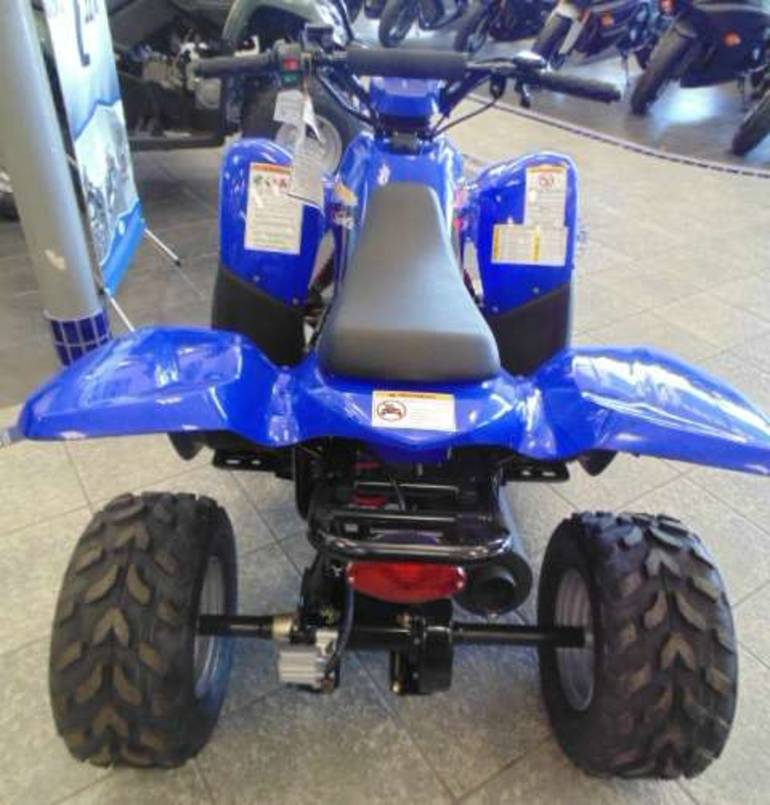 See more photos for this Kymco Mongoose 70, 2014 motorcycle listing