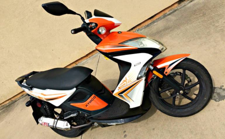 See more photos for this Kymco SUPER 8, 2014 motorcycle listing