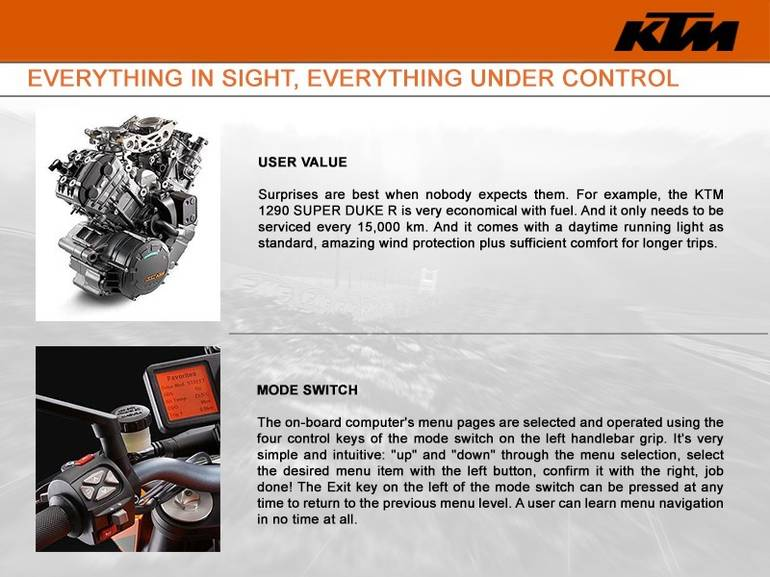 See more photos for this KTM 1290 SUPER DUKE R, 2015 motorcycle listing