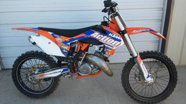 See more photos for this KTM 150 SX, 2015 motorcycle listing