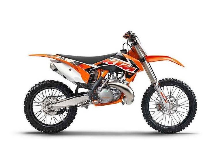See more photos for this KTM 250 SX, 2015 motorcycle listing
