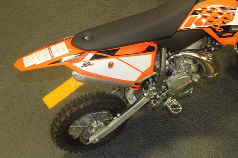 2015 KTM 50 SX Motorcycle From Redondo Beach, CA,Today Sale