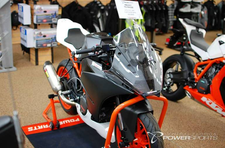 See more photos for this KTM RC 390 CUP, 2015 motorcycle listing