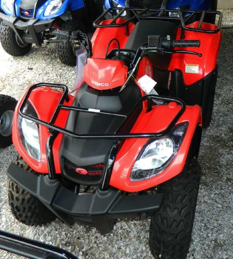 See more photos for this Kymco MXU 150, 2015 motorcycle listing