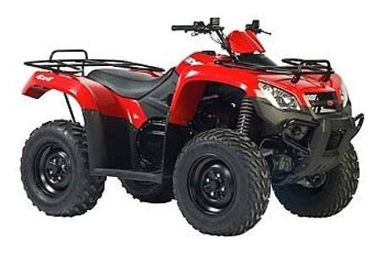 See more photos for this Kymco MXU 450i 4x4, 2015 motorcycle listing