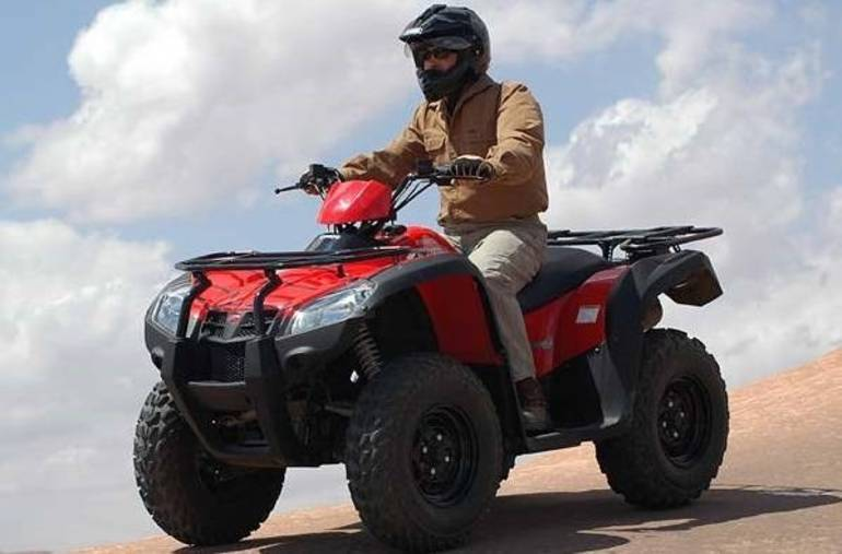 See more photos for this Kymco MXU 500, 2015 motorcycle listing
