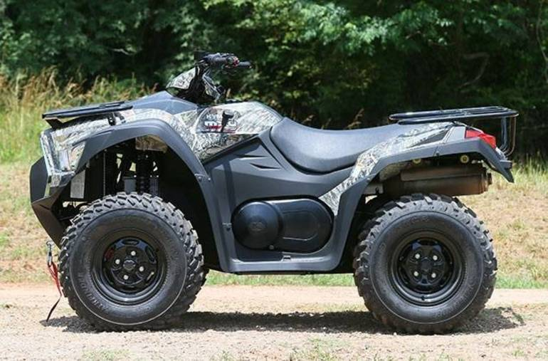 See more photos for this Kymco MXU 700i CAMO, 2015 motorcycle listing