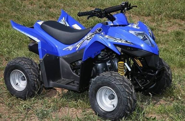 See more photos for this Kymco Mongoose 70s, 2015 motorcycle listing