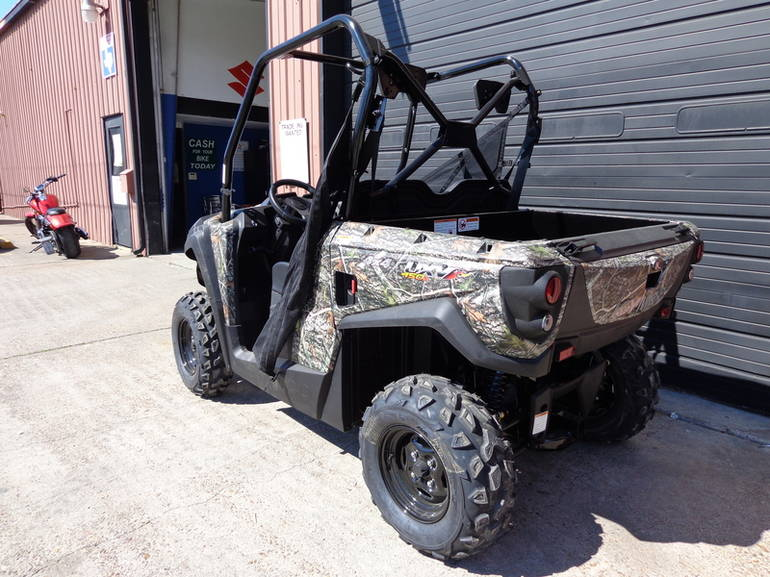 See more photos for this Kymco UXV 450i Camo, 2015 motorcycle listing