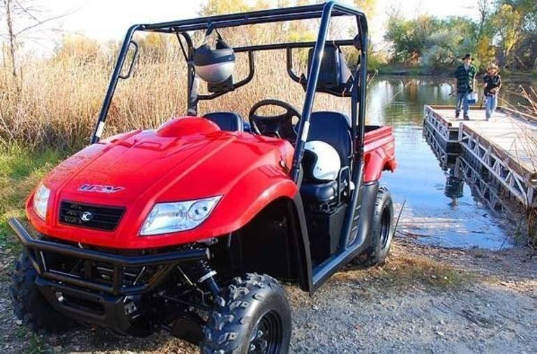 See more photos for this Kymco UXV 500, 2015 motorcycle listing