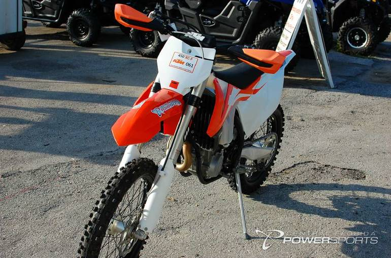 See more photos for this KTM 450 XC-F, 2016 motorcycle listing