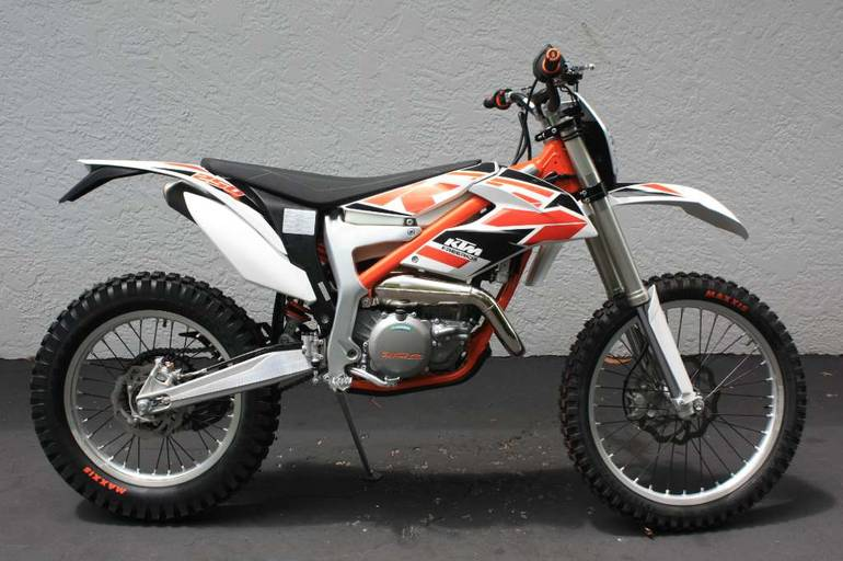 What Kind Of Fuel For Ktm R Freeride