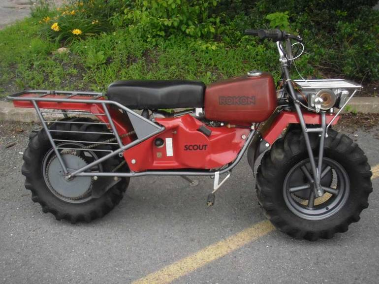 See more photos for this Other ROKON SCOUT, 1992 motorcycle listing