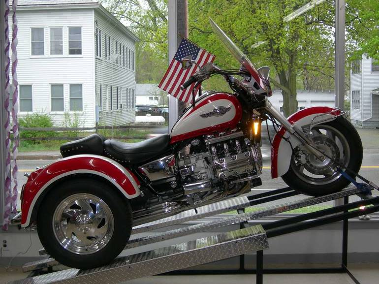 See more photos for this Motor Trike GL1500, 1997 motorcycle listing