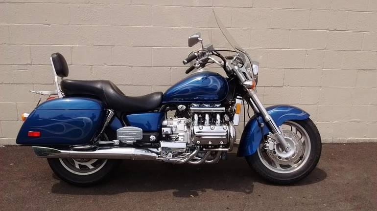 See more photos for this HONDA  VALKYRIE, 1999 motorcycle listing