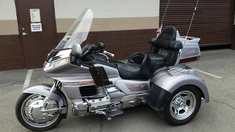 See more photos for this Motor Trike GL1500SE, 1999 motorcycle listing