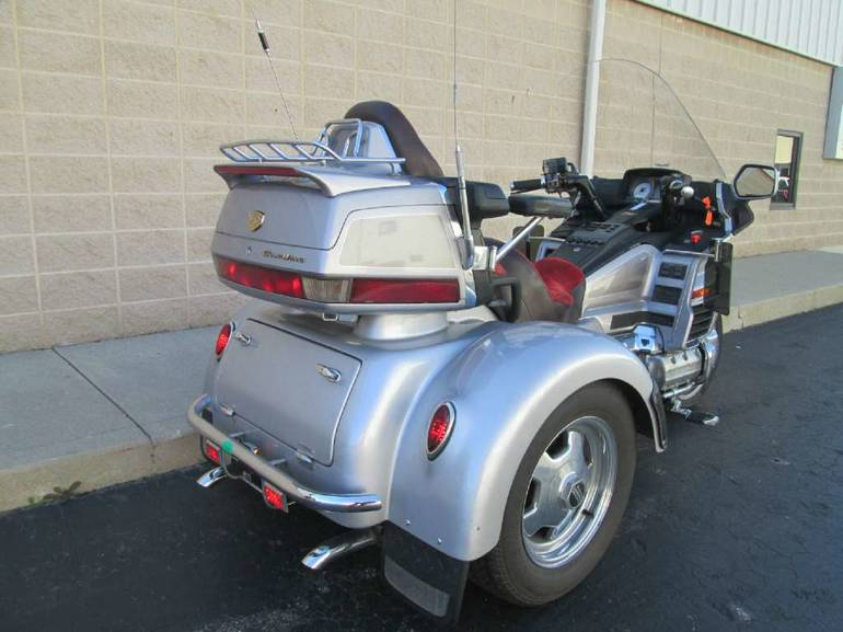 See more photos for this Motor Trike GL1500SE Trike, 1999 motorcycle listing