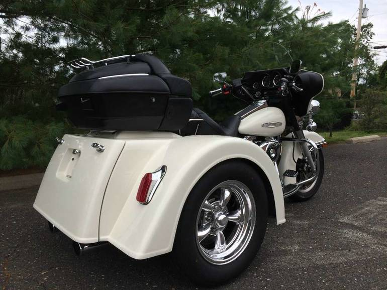 See more photos for this Motor Trike Harley Davidson Motor Trike Gladiator FLHTP - Independe, 2000 motorcycle listing