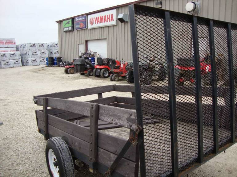See more photos for this Other 6x8 Utility Trailer, 2000 motorcycle listing