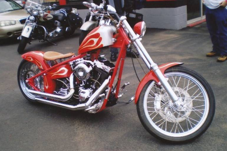 See more photos for this Harley Davidson Custom, 2001 motorcycle listing