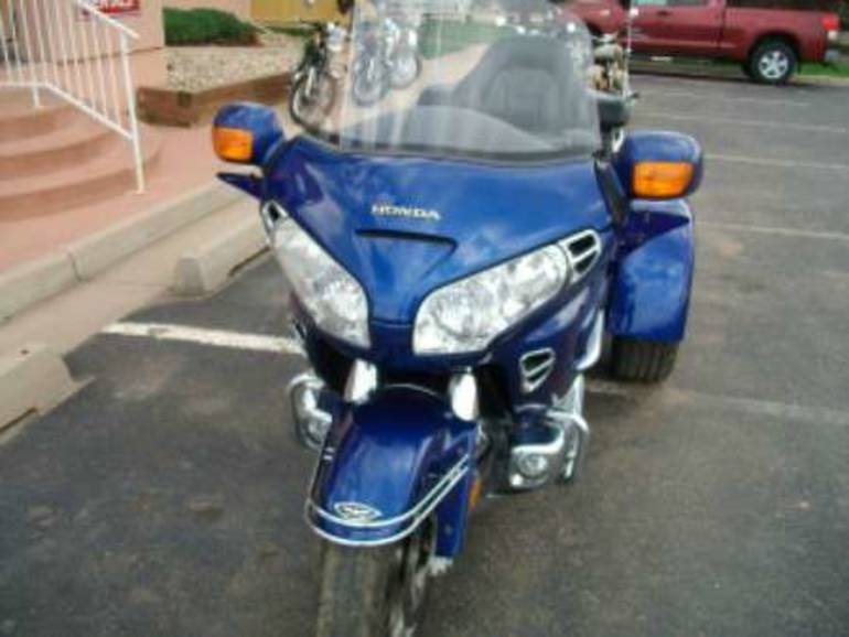 See more photos for this Motor Trike Honda GL1800 Goldwing, 2001 motorcycle listing