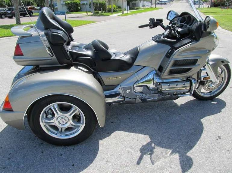 See more photos for this Champion Trikes Goldwing GL1800, 2002 motorcycle listing