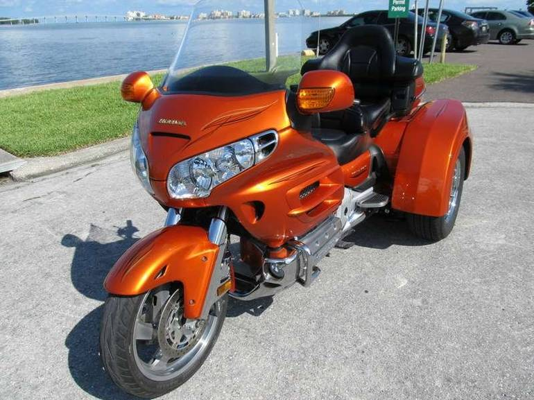 See more photos for this Motor Trike HONDA GOLDWING GL1800, 2002 motorcycle listing