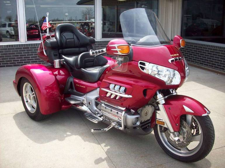 See more photos for this Champion Trikes GL 1800, 2003 motorcycle listing