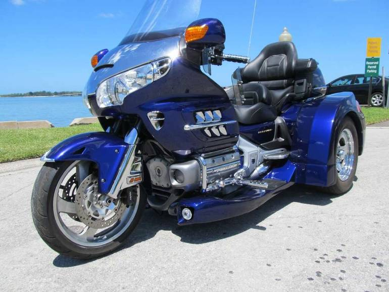 See more photos for this Motor Trike Goldwing GL1800, 2003 motorcycle listing